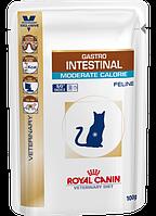 Лечебная консерва для кошек Royal Canin Gastro Intestinal Moderate Calorie
