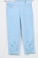 Женские брюки - капри летние Турция большого размера