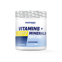 EnergyBody Systems Vitamins Plus Minerals 300g