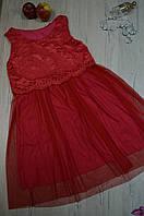 Женское платье с юбкой  из фатина Италия, фото 1