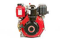 Двигатель дизельный Weima WM178FЕ (вал под шлицы) 6.0 л.с., эл. старт, фото 1