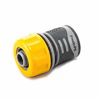 """Коннектор для шланга с резиновым покрытием 4113Т, 3/4"""", соединения для полива, 30 шт./уп."""