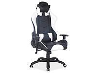 Компьютерное кресло Q-109 signal (белый)
