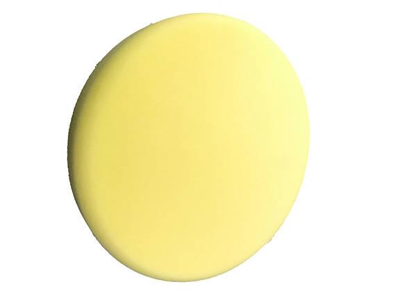 Полировальный круг полу-твердый - Koch Chemie 160х30 мм. желтый (999044), фото 2