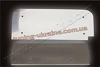 Накладки на дверные пороги Omsa на Nissan Primastar 2002