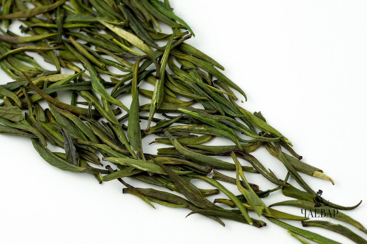 Чжу Е Цин 2017г, зелёный чай