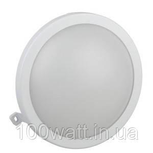 Светильник светодиодный наружный Круг 5Вт 6500К ІР65 ST 663