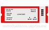 Термо бумага 190 г/м2 (в рулонах) для производства билетов с переменной информацией.