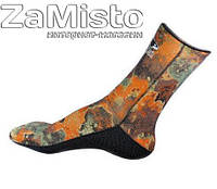 Носки для дайвинга BS Diver CAMOLEX (3 мм)