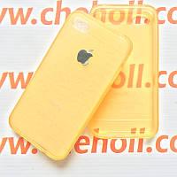 Силиконовый чехол для iPhone 4 4S прорезиненный Baseus