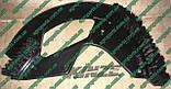 Держатель GD11122 щетки GD8237 Upper Brush Retainer KINZE пластина направляющая, фото 8