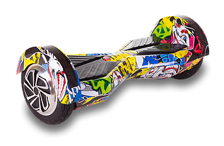 Гироскутер Smart Balance lambo U6 - 8 Hip-Hop (графити)