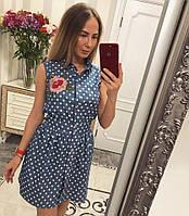 Платье с вышивкой Оl-850, фото 1