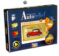 Набор 3D модель автомобиля ретро ICO Creative KIDS