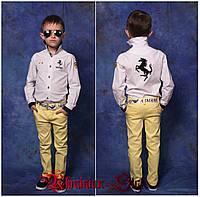 Стильные детские джинсы (унисекс)
