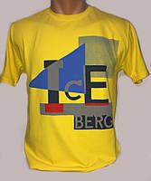 Яркая мужская футболка 125-1