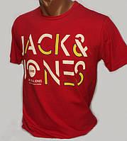 Однотонная мужская футболка с надписью 126-1