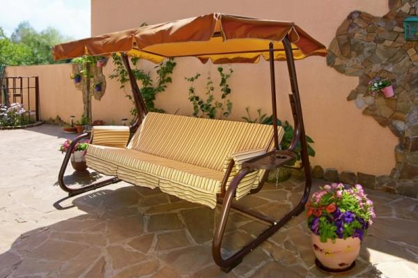 Качель садовая Ольса (Olsa) Родео с 655