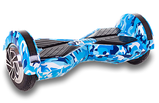 Гироскутер Smart Balance lambo U6 - 8 Blue Camo