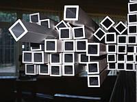 Алюминиевый профиль — труба алюминиевая квадратная 10х10х0,9 AS