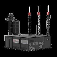 Водогрейная котельная ENERGY300 (1.6-9.8 МВт) Твердое топливо