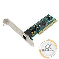 Сетевая карта PCI 10/100Mb б/у