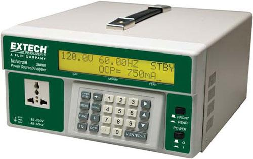 Источник питания универсальный + анализатор мощности переменного тока Extech 380820 - «IPS» — контрольно измерительные приборы: газоанализаторы, тепловизоры, мультиметры, осциллографы в Одессе