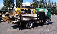Подача бетона на 100м до 70м3/час.