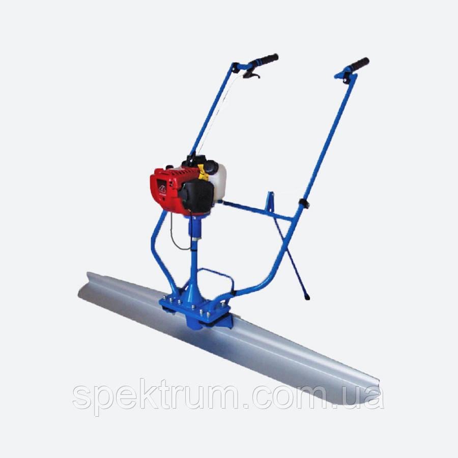 Аренда, прокат виброрейки – Spektrum РВ-01Д бензиновая (Хонда), вес 14 кг