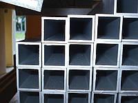 Алюминиевый профиль — труба квадратная 25х25х1,5