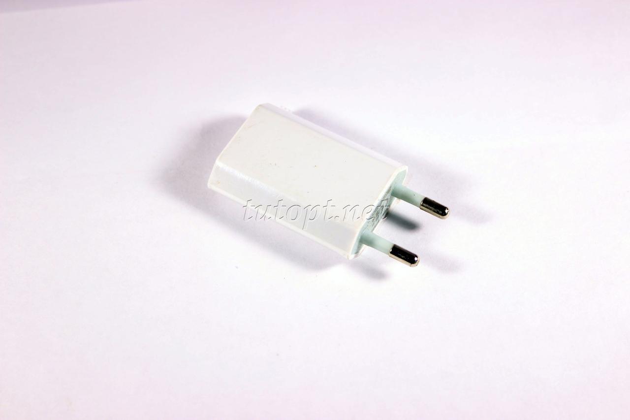Зарядное устройство Power Adapter USB Input: 100-240V  50/60Hz 0.15A  Output: 5V 1.0A