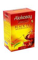 Чай Alokozay чёрный байховый листовой  (ВОР1) 100г/40шт