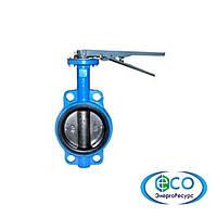 Задвижка поворотная Баттерфляй Ду 300 для воды