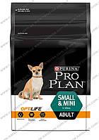 Сухой корм Pro Plan Small & Mini Adult 3кг