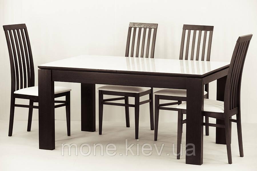 """Стол прямоугольный  и 4 стула """" Донато"""""""