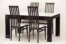 """Стол прямоугольный  и 4 стула """" Донато"""", фото 2"""