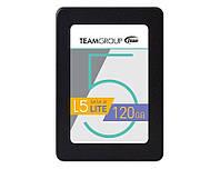 """SSD накопитель Team L5 Lite 120GB 2.5 """"SATAIII TLC (T2535T120G0C101)"""