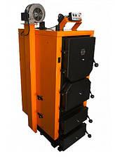 Твердотопливный котел длительного горения ДОНТЕРМ 50 кВт, фото 3