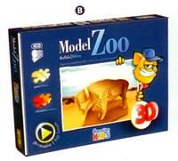 Набор 3D модель Zoo бизон ICO Creative KIDS