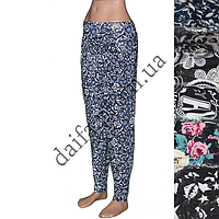Женские летние брюки H9s (р-р 46-48)(в уп.разные расцветки). Оптом со склада в Одессе.
