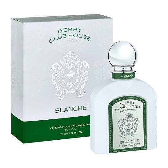 Мужская парфюмерная вода Derby Club House Blanche100ml. Armaf (Sterling Parfum)