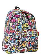 Городской подростковый рюкзак ST-15 Crazy 03