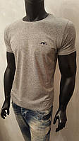 Armani футболка мужская с принтом