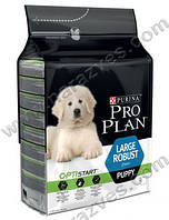 Сухой корм Pro Plan Large Robust Puppy 3кг