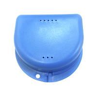 Коробка-контейнер для хранения ортозов. Цвет: синий