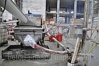 Долгосрочная аренда бетононасоса с производительностью  60м3/час.