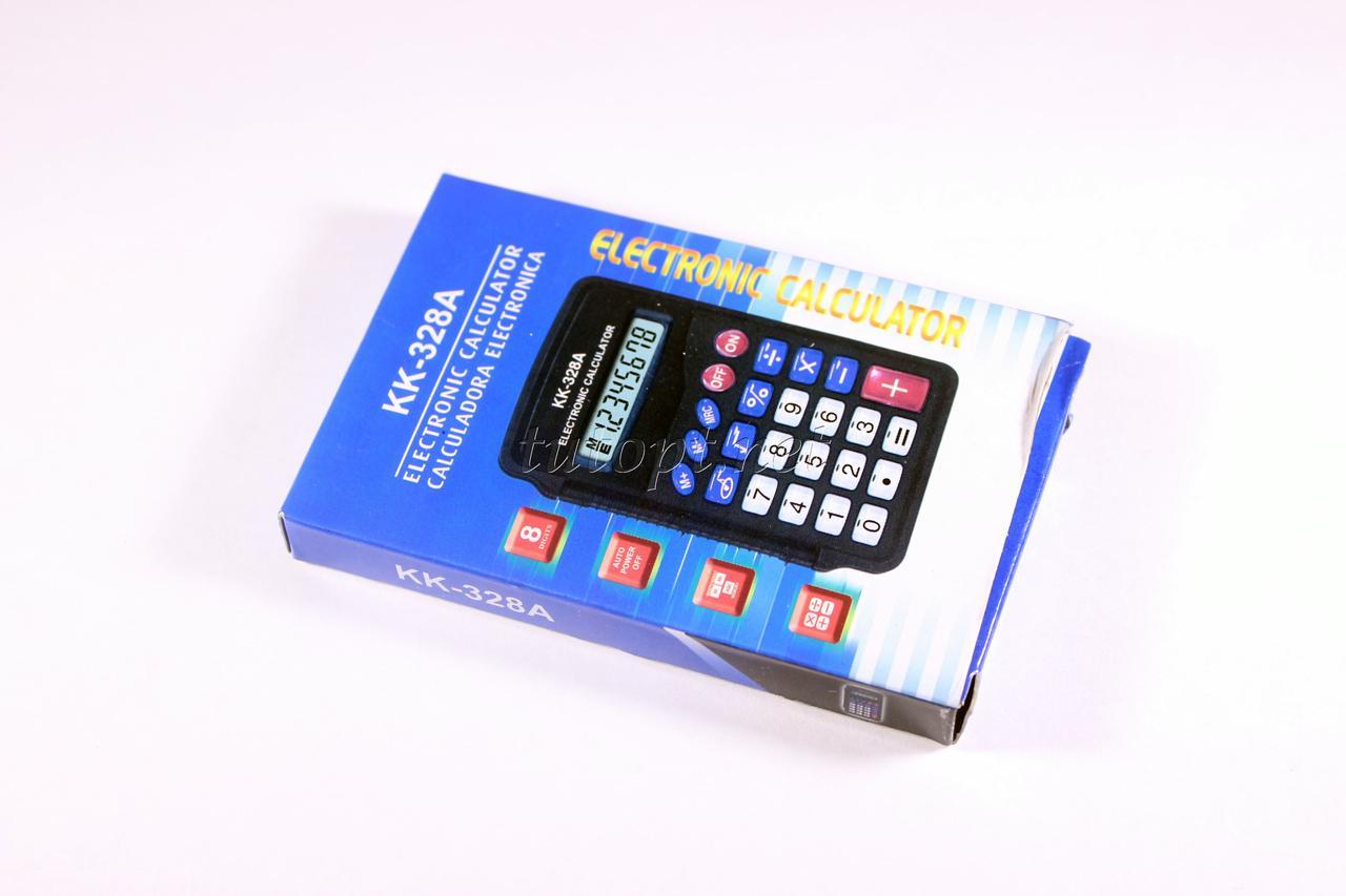 Калькулятор книжка KK-568A