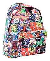 Молодежный подростковый рюкзак ST-15 Crazy 07