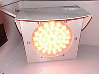 Светодиодный сигнальный светофор 1 цвет жёлтый, фото 1