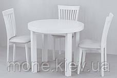 """Комплект круглый стол и 4 стула"""" Палермо"""", фото 3"""